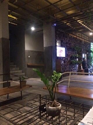 ruang tunggu lobby
